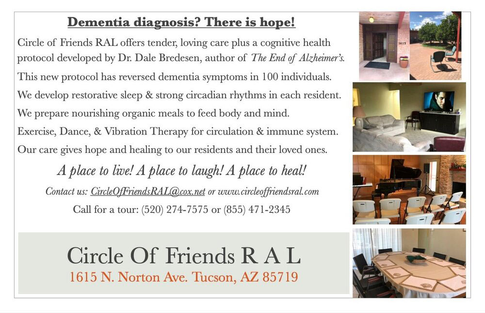 Circle of Friends Residential Assisted Living